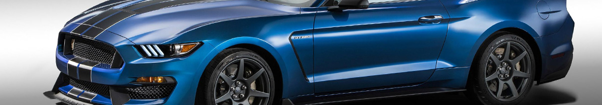 2016 Shelby GT350 Orders & Options